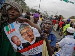 Nigerian president urges unity after contested election victory