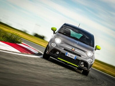 Abarth 595 Pista revealed