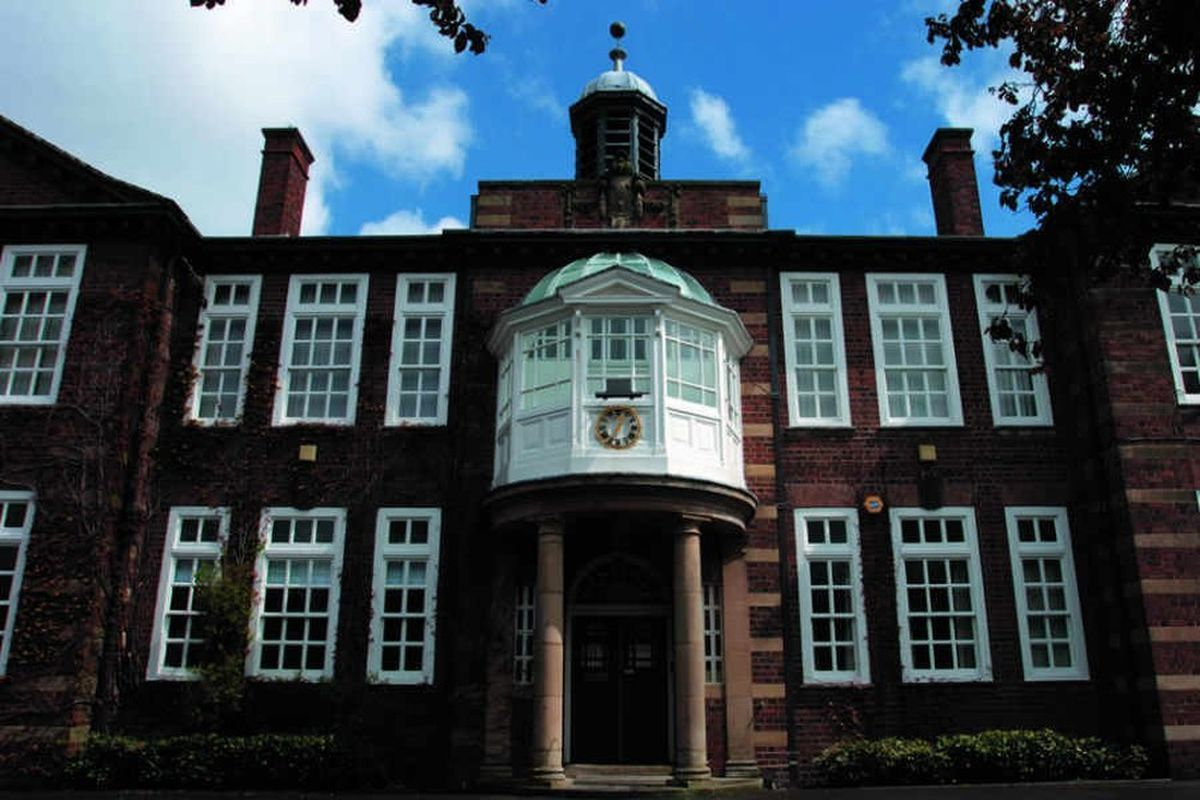 The council plans to leave the landmark Edwardian school building intact