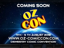 Oswestry to get its own Comic Con