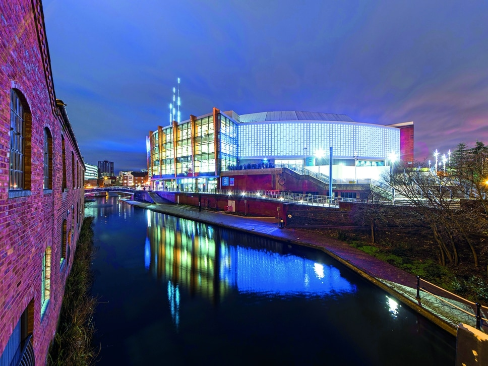 Top facts you didn't know about Arena Birmingham and the Genting Arena