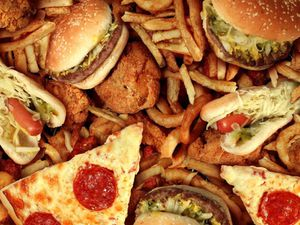 Fast food (iStock/PA)