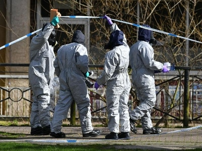 Russia accuses UK of hiding evidence in Salisbury nerve agent attack