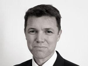 Kevin Boulton, office head at Knight Frank Shrewsbury