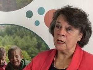 Powys County Council Leader, Cllr Rosemarie Harris