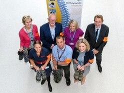 Shropshire hospital staff face mountain climb for charity