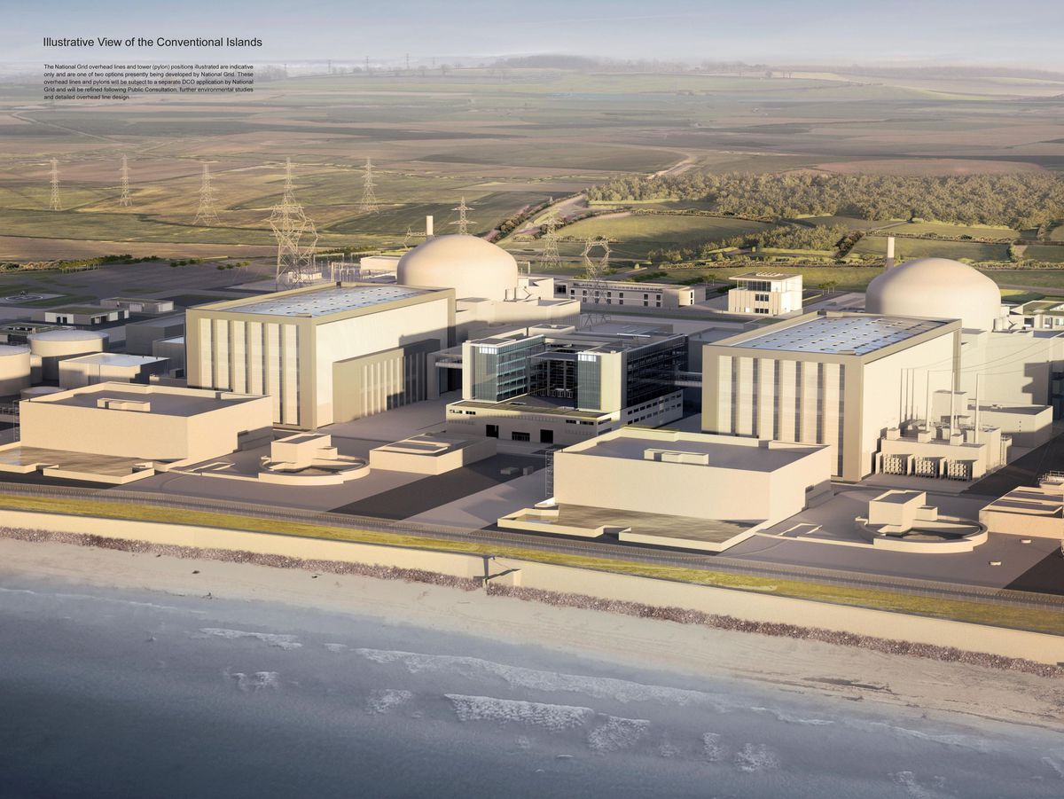 Britain's nuclear power puzzle: How do we stop the lights going out?