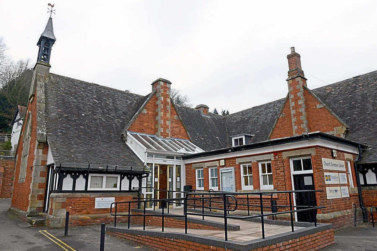 Shropshire library boss's pledge over service changes