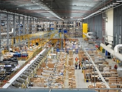 A warehouse of truly Amazonian proportions