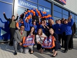 New B&M store opens in Telford - with pictures