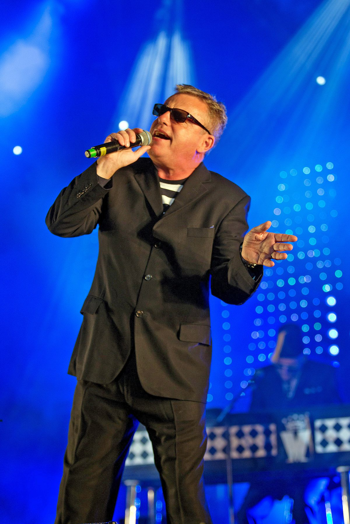 Madness frontman Suggs