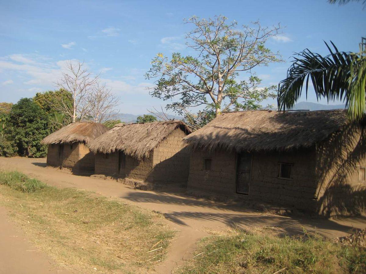 Madizini, where William stayed