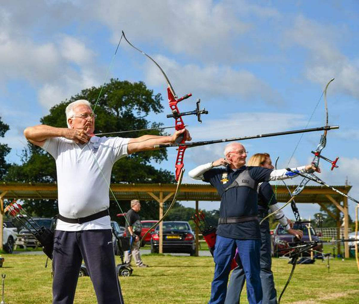 Croesowallt Archery Club has moved to the British Ironworks Centre