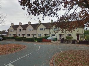 Harlescott Close in Shrewsbury, where the incident happened. Photo: Google Street View.