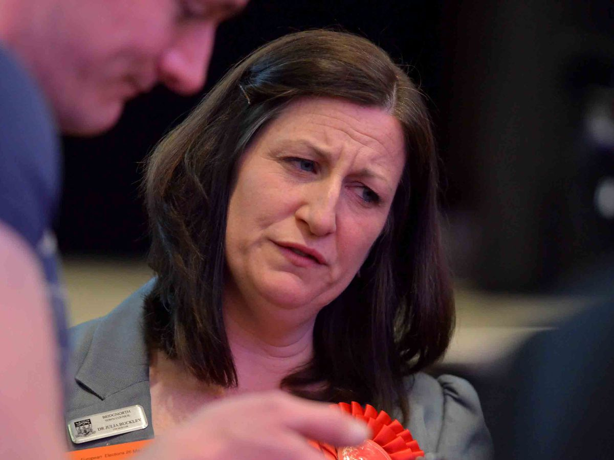 Julia Buckley is a Labour candidate