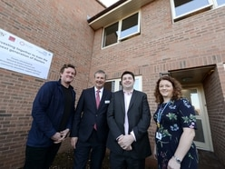 First two homes ready for junior doctors to move in at Telford hospital