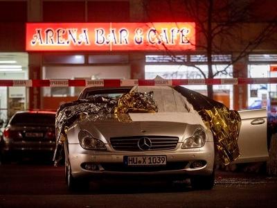 Eight people shot dead in German city – police