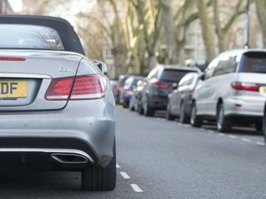 Parking woes to be ended by data project