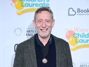 Author Michael Rosen