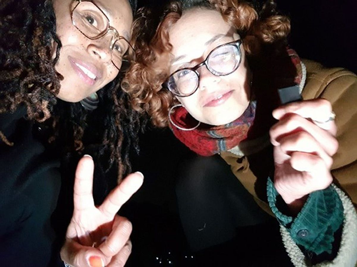 Bibaa Henry, left, and Nicole Smallman