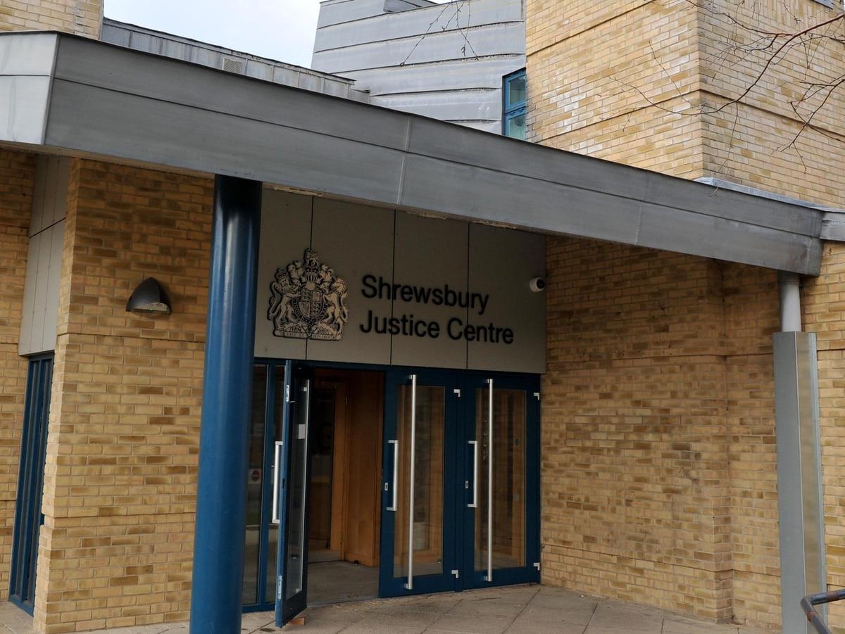 Teenagers in Shrewsbury burglary spree