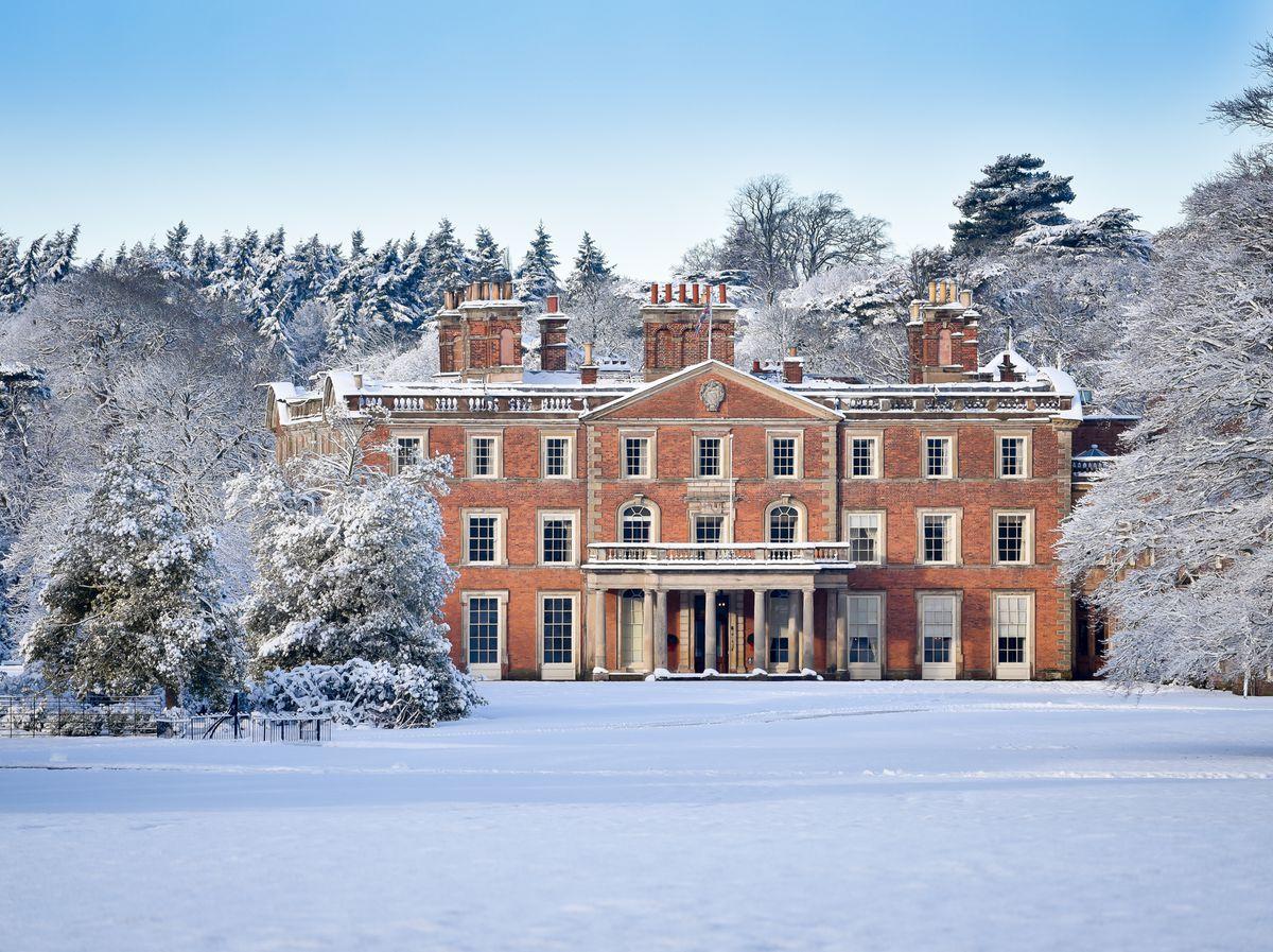Weston Park House
