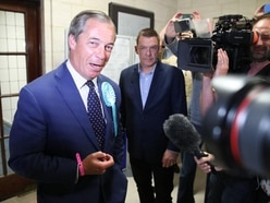 European election results expected to give victory to Farage