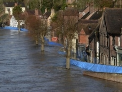 LIVE UPDATES: 'Danger to life' flood warning remains in Ironbridge as river levels start to drop across county