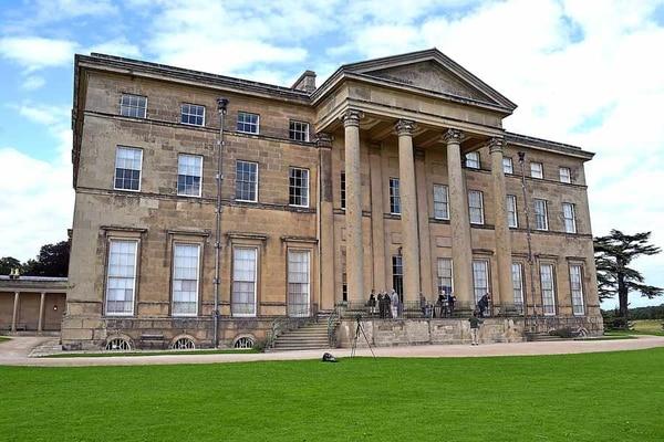 National Trust Properties Attingham