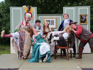 The Rain Or Shine Theatre Company will be performing She Stoops to Conquer
