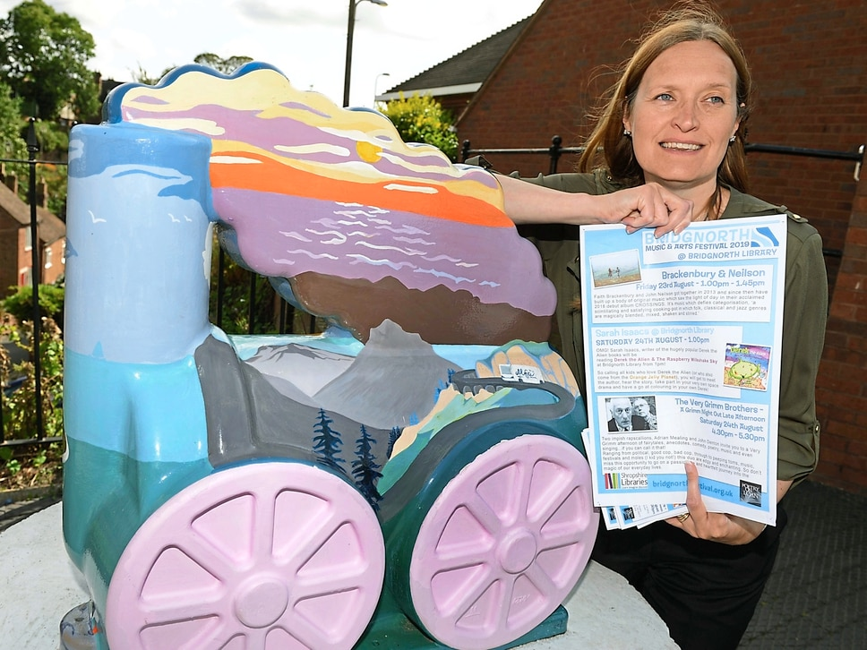 Families invited to take part in events as part of Bridgnorth Festival