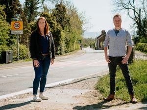 Susan Walker and Duncan Borthwick