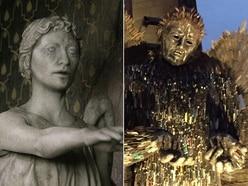 Don't Blink - Star Trek star Shatner spots something scary about Shropshire's Knife Angel