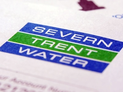 Graham makes a splash with Severn Trent Water
