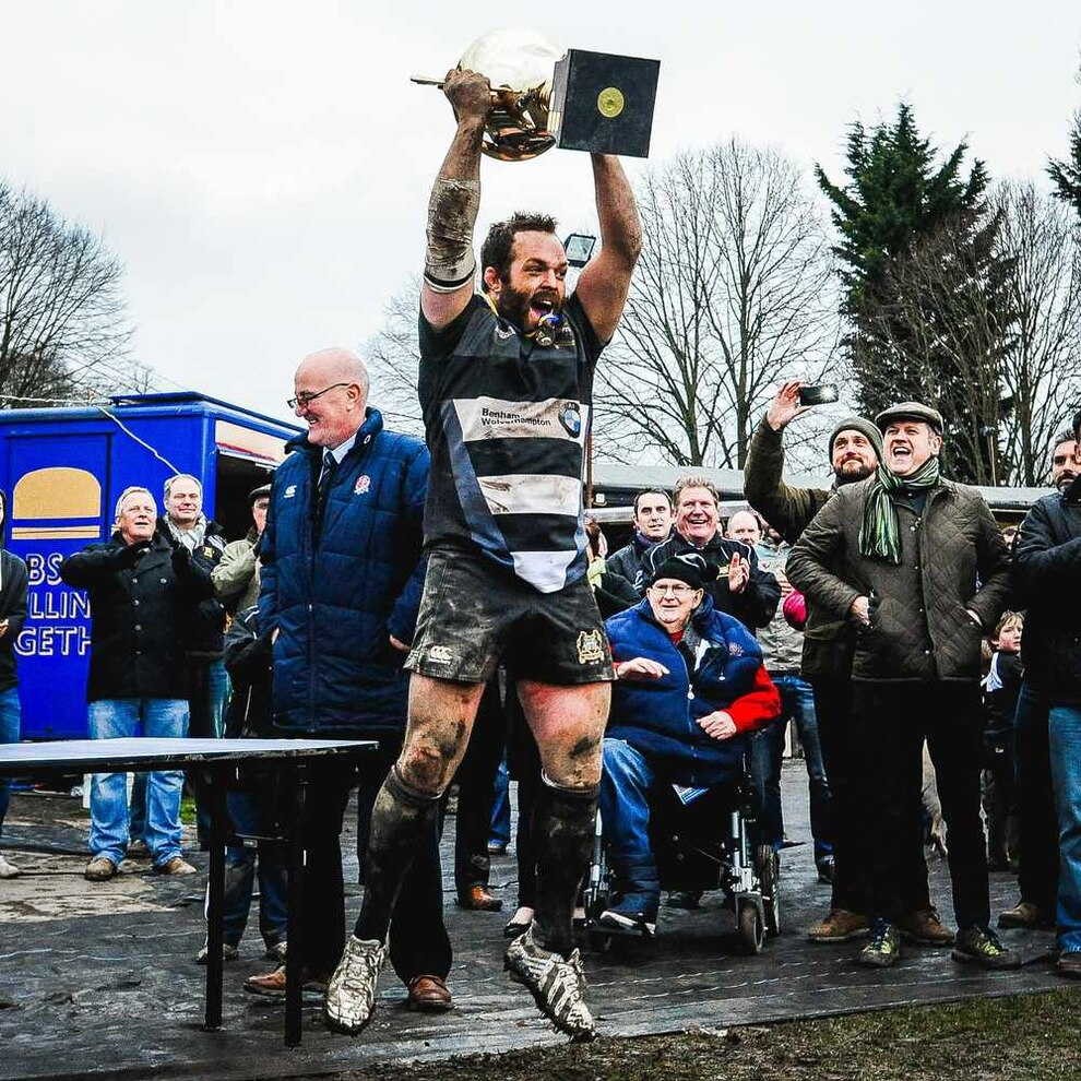 In Pictures: Party Time As Bridgnorth Town Rugby Club