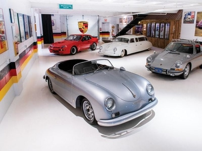 Extensive Porsche collection going under the hammer with no reserve
