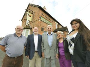 Ex-police boss bowls in to save village pub near Shrewsbury