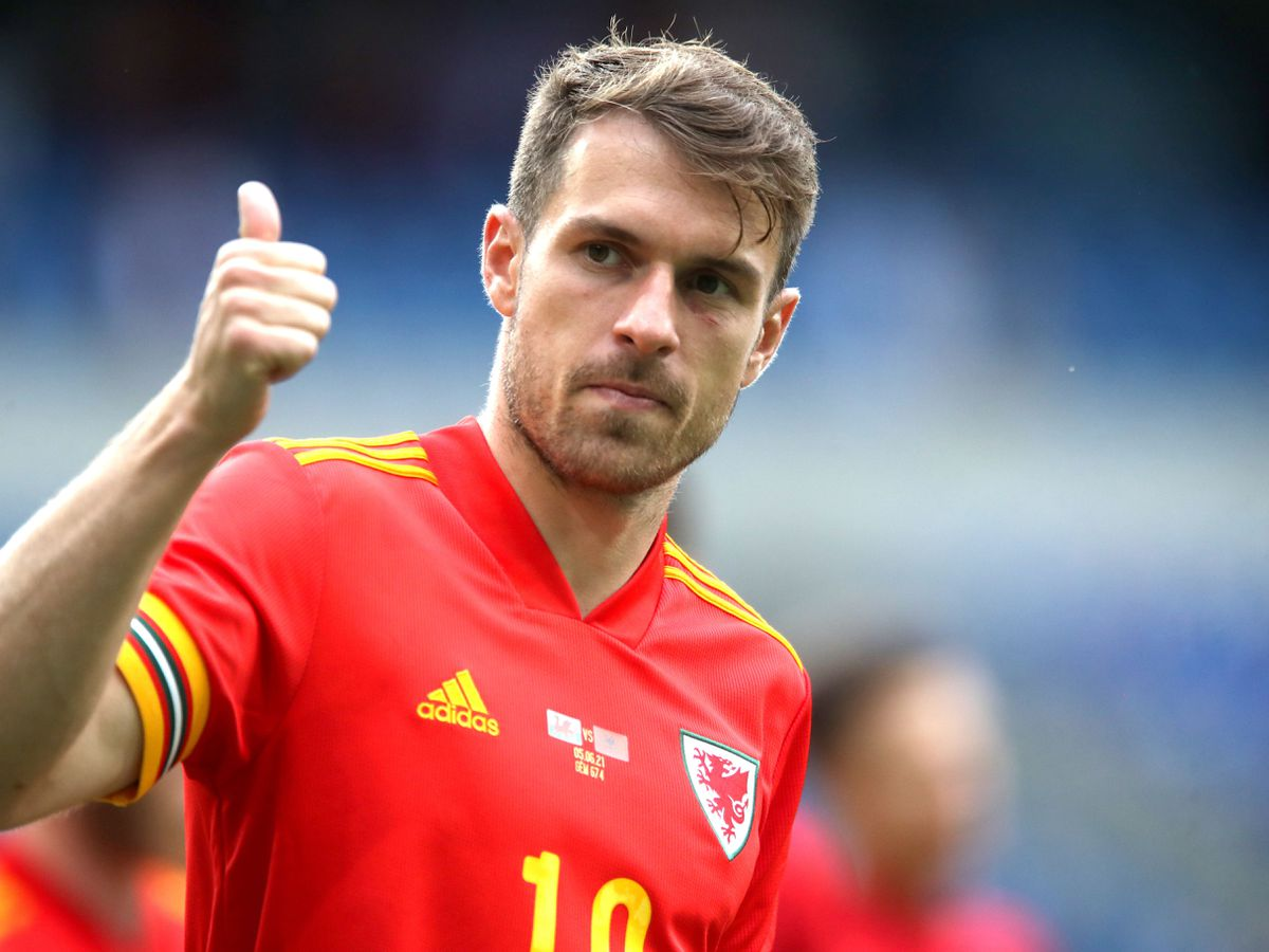 Aaron Ramsey missed Wales training on Thursday but says he will be fit for the Euro 2020 opener against Switzerland
