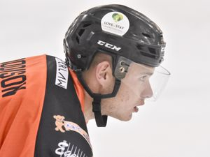Corey Goodison signs on with Telford Tigers