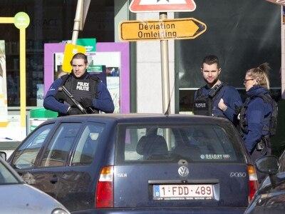 Brussels gunman incident 'not terror-related'