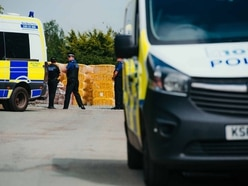 Another bomb shell is found at Oswestry building site