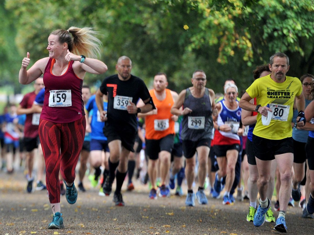 500 tickets were sold for the Severn Bridges 10k