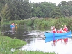 Paddling River Tern an oar-some way to visit Attingham Park