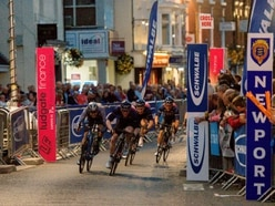 Newport Nocturne provides business boost as town packed for floodlit race - GALLERY and VIDEO