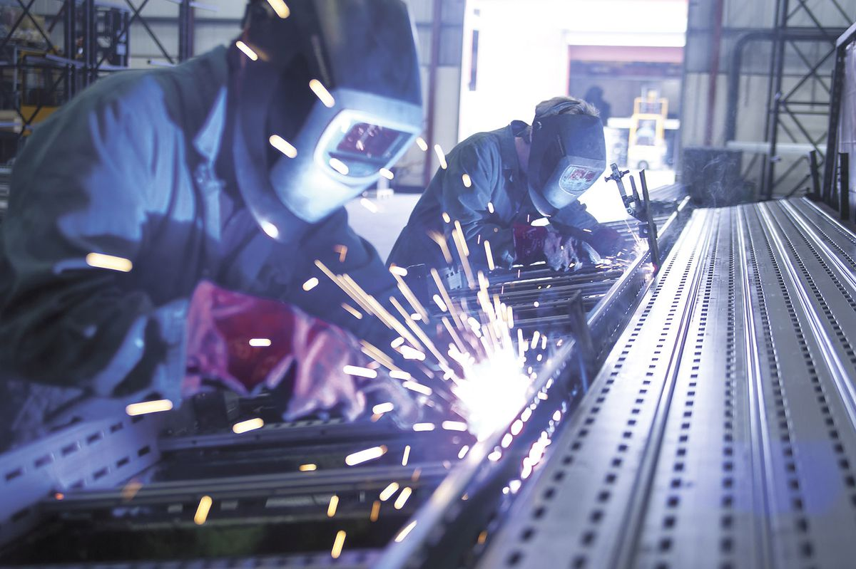 The Confederation of British Metalforming  represents more than 200 companies