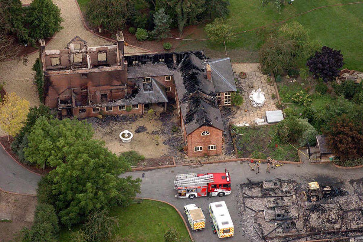 Osbaston House murder site sale agreed