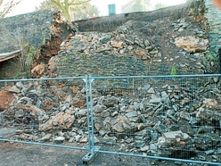 Council secures £38,000 loan to rebuild Ludlow Town Walls