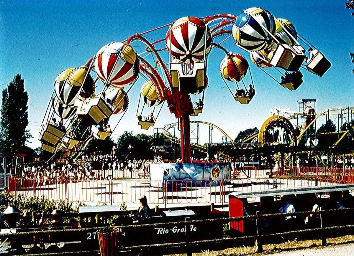Balloon Race in 1988