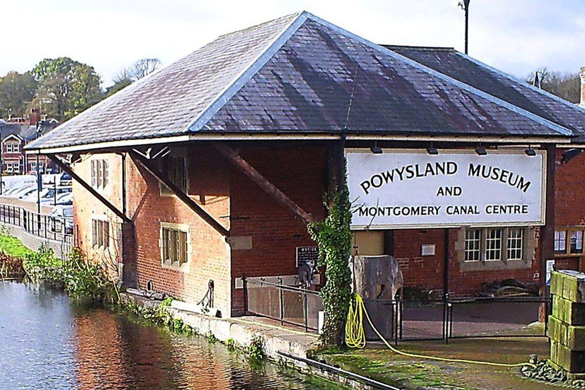Powysland Museum in Welshpool