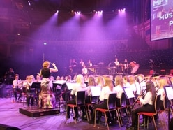 Telford school performs for London crowd at Royal Albert Hall